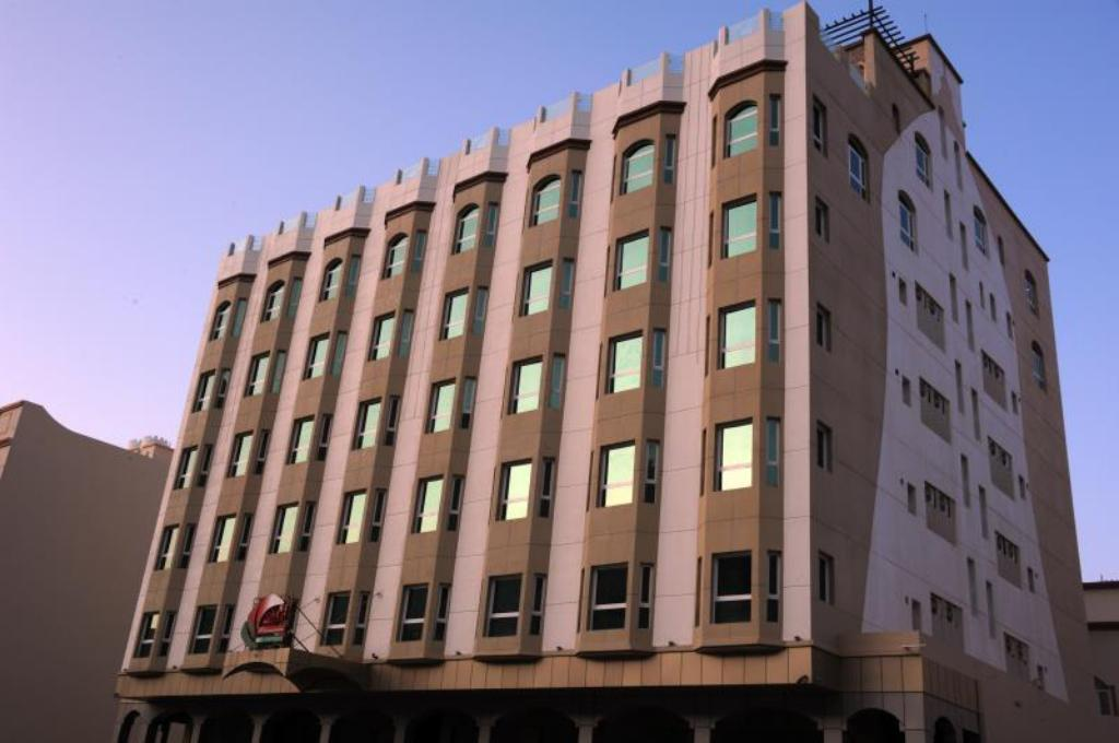 Pioneer Hotel Apartments Muscat