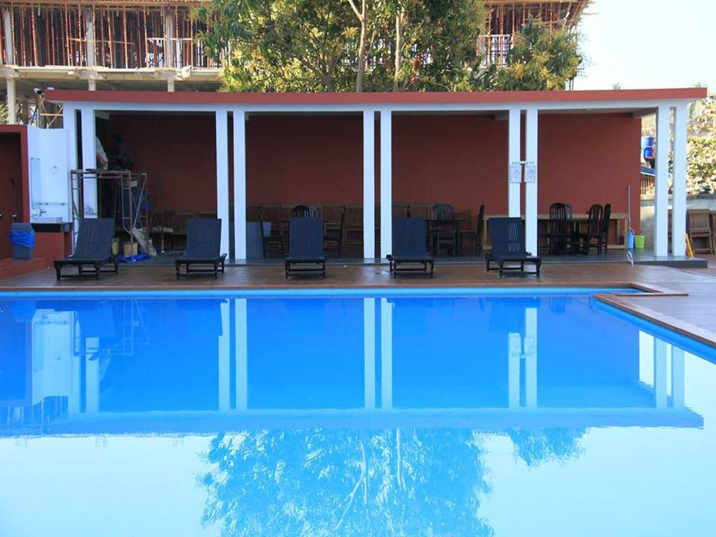 Swimming pool [outdoor] Hotel Ayeyarwady
