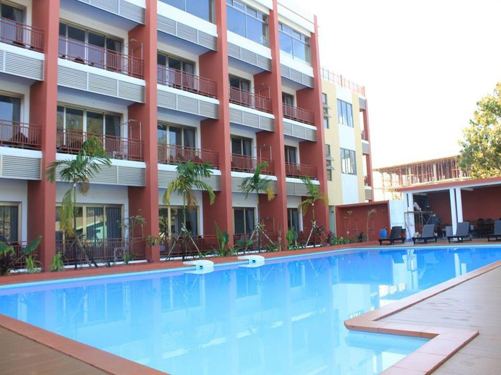 More about Hotel Ayeyarwady
