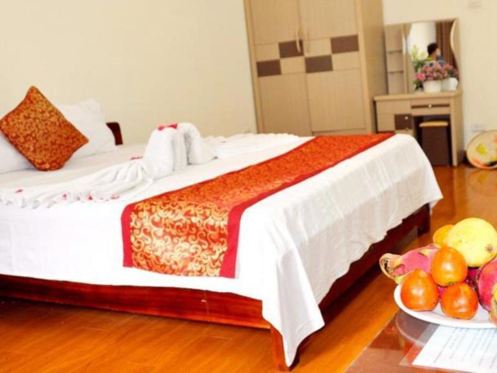 Quarto Duplo ou Twin Superior Grand Holiday Hotel