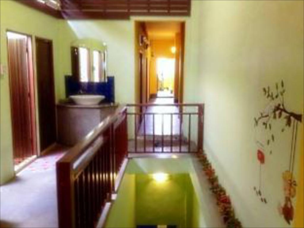 Vista interior Win Backpacker Hostal (Win Backpacker Hostel)