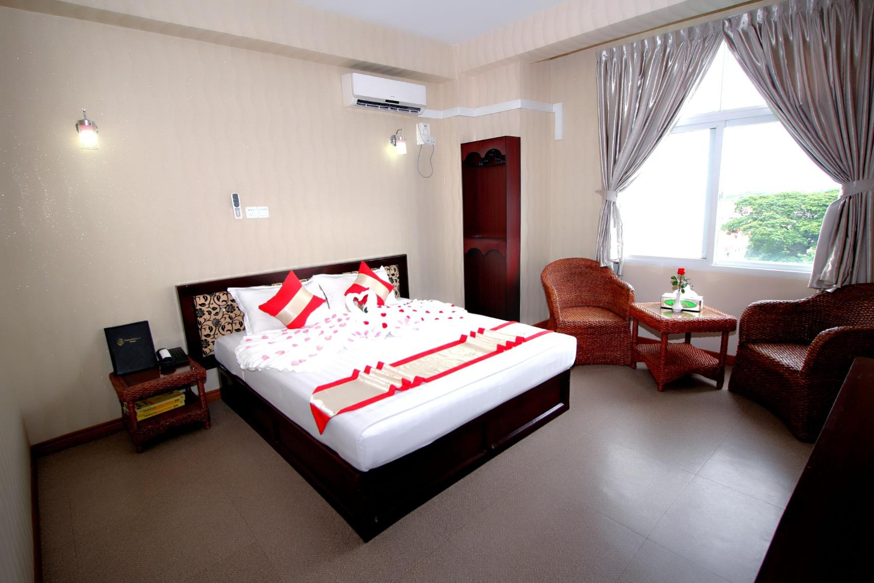 Superior Room Shared Bed