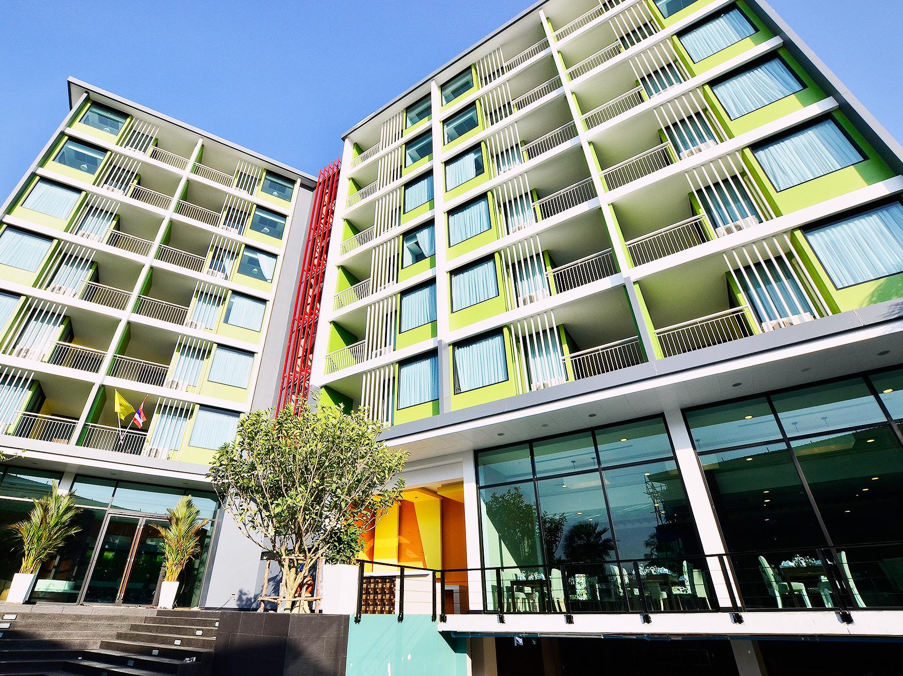 Standard Double atau Bilik Twin Termasuk Balkoni (Standard Double or Twin Room with Balcony)