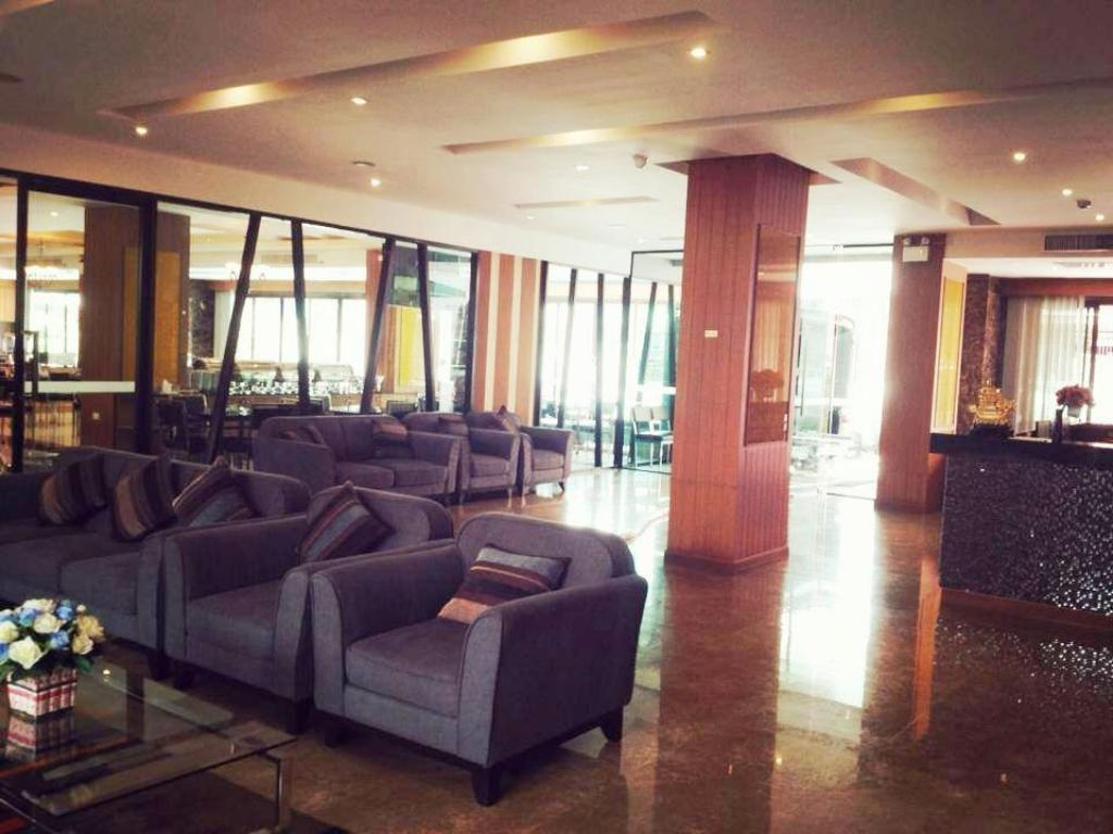 Aula The Sp Boutique Hotel