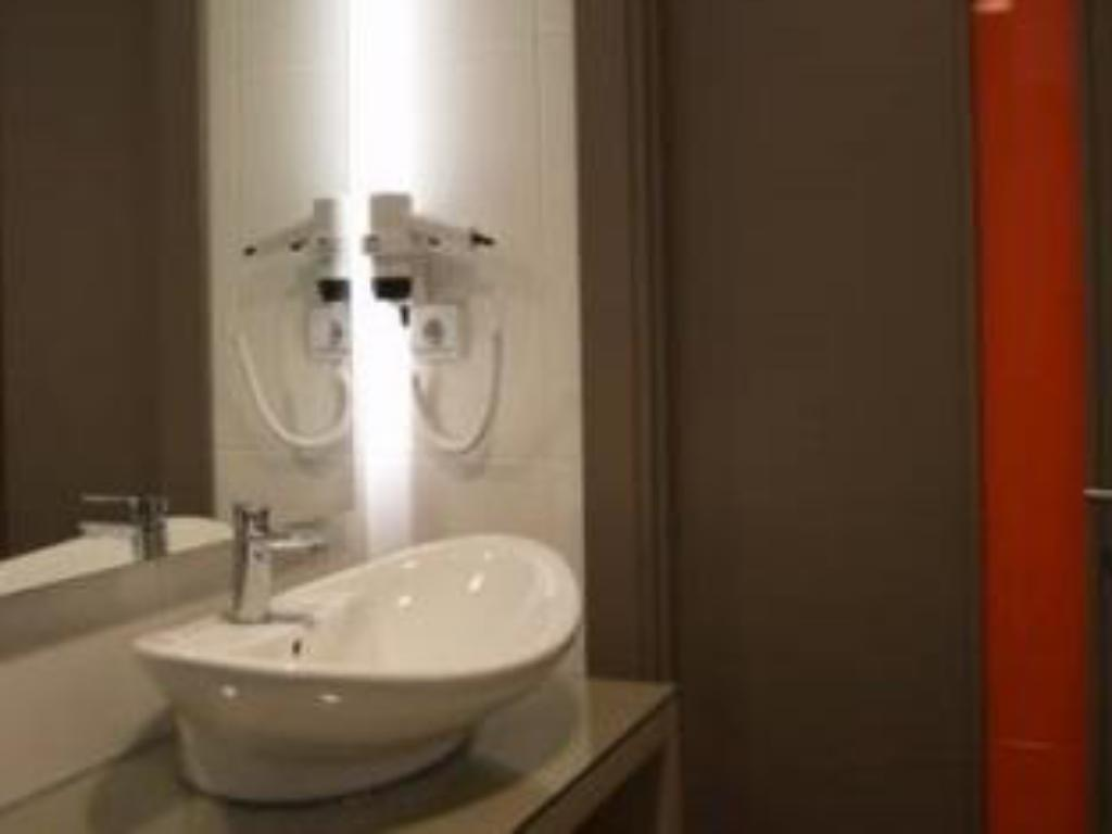 Bathroom Cheya Besiktas Hotel and Suites