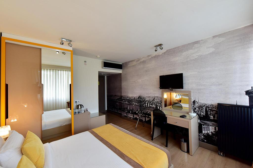 Economy Room - Guestroom Cheya Besiktas Hotel and Suites