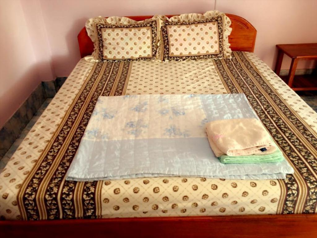 Double Room - Bed Nomichith Guesthouse