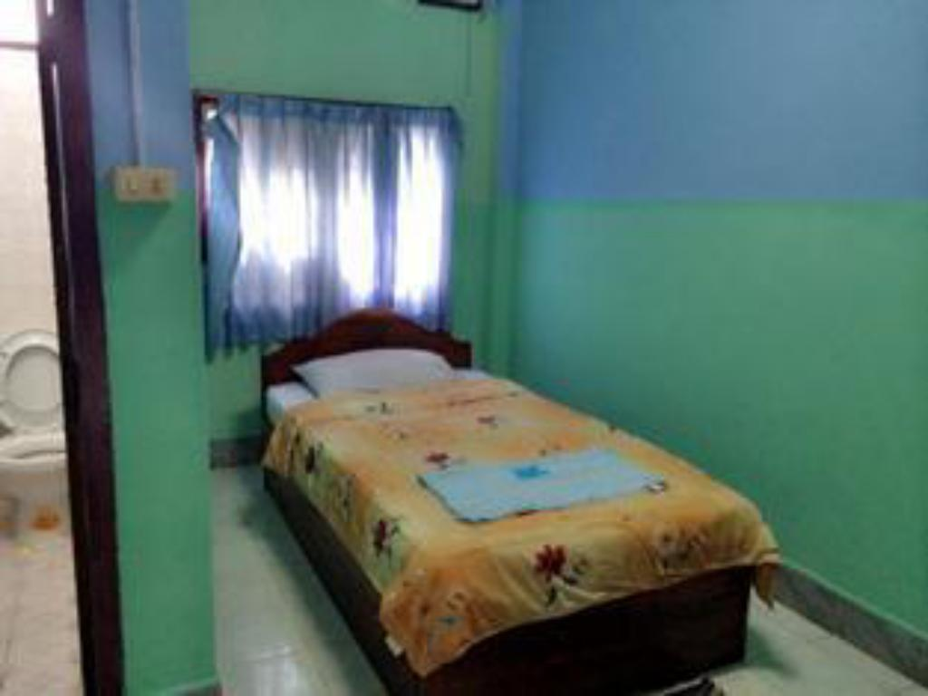Single Room - Bed Muthong Guesthouse