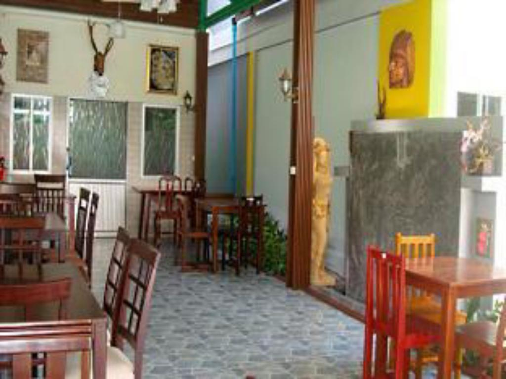 Interior view Nayai Resort