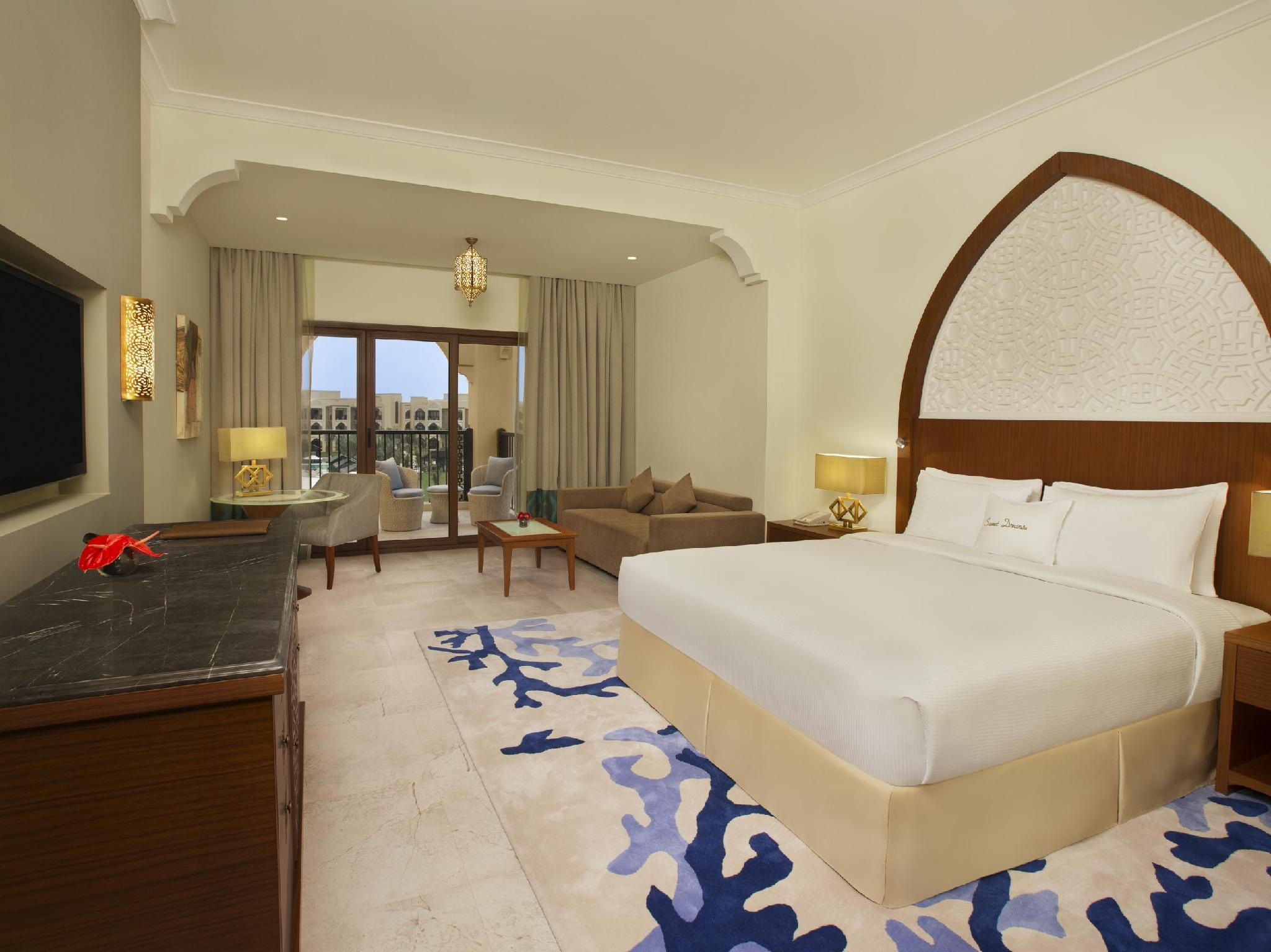 King Deluxe Room with Balcony