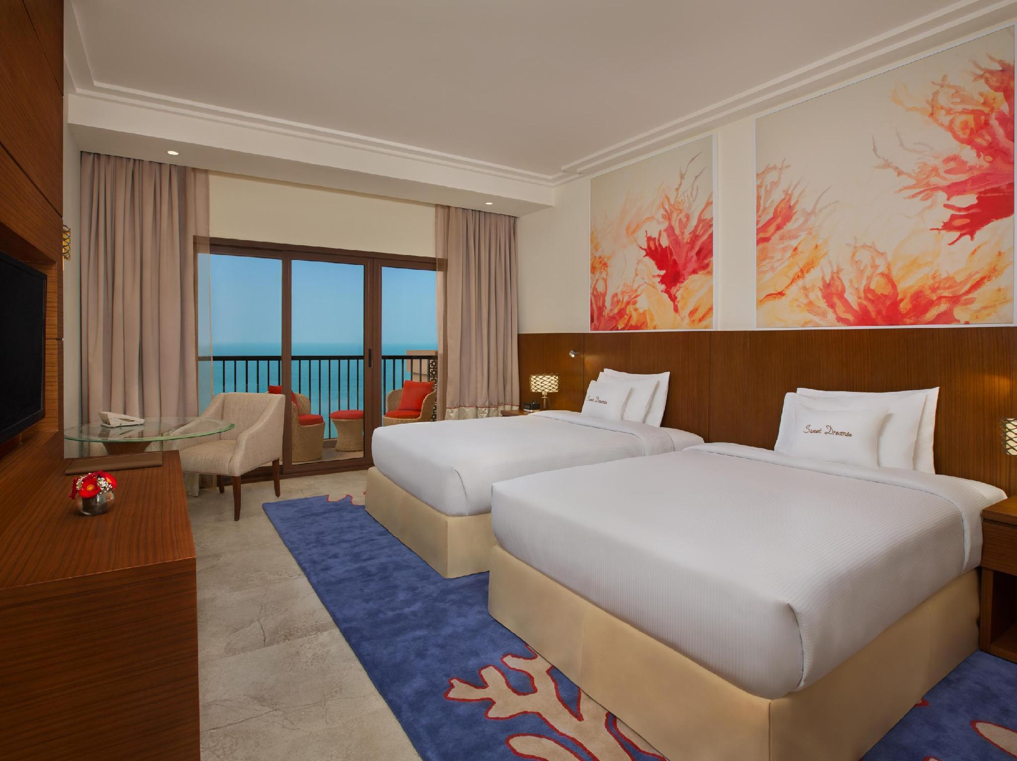 Twin Guest Room Sea View