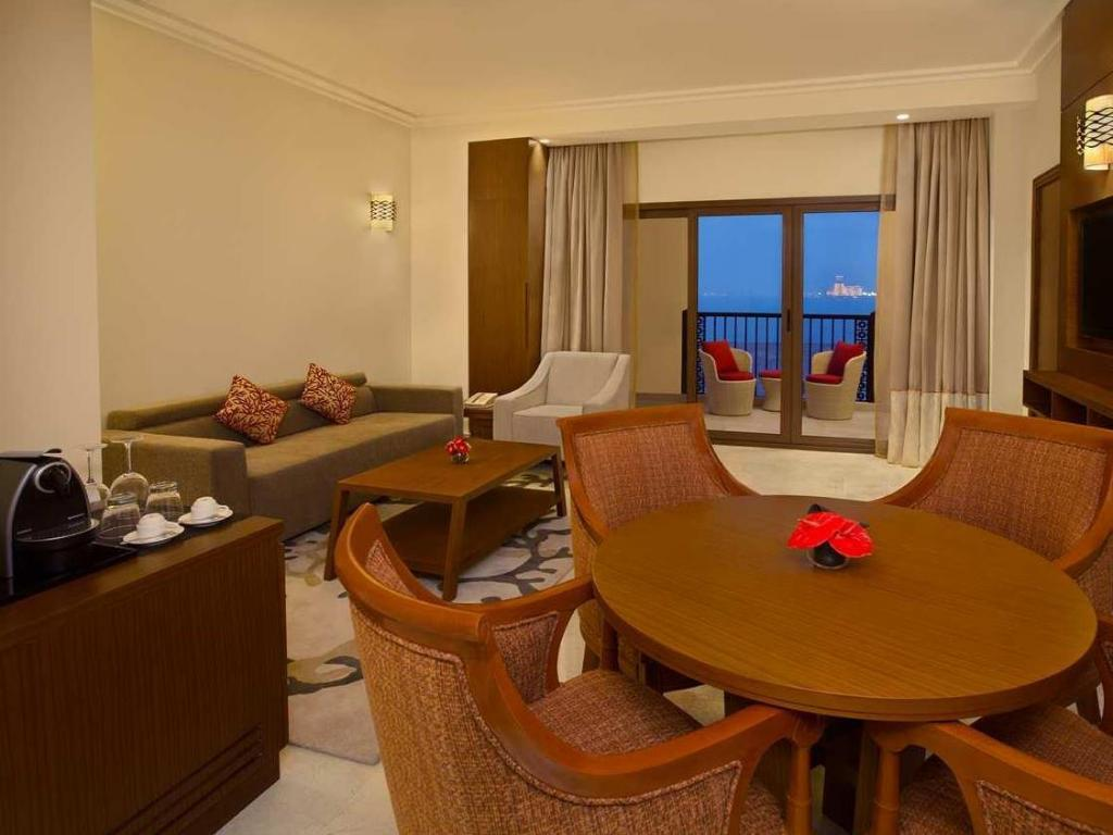Interior view DoubleTree by Hilton Resort & Spa Marjan Island