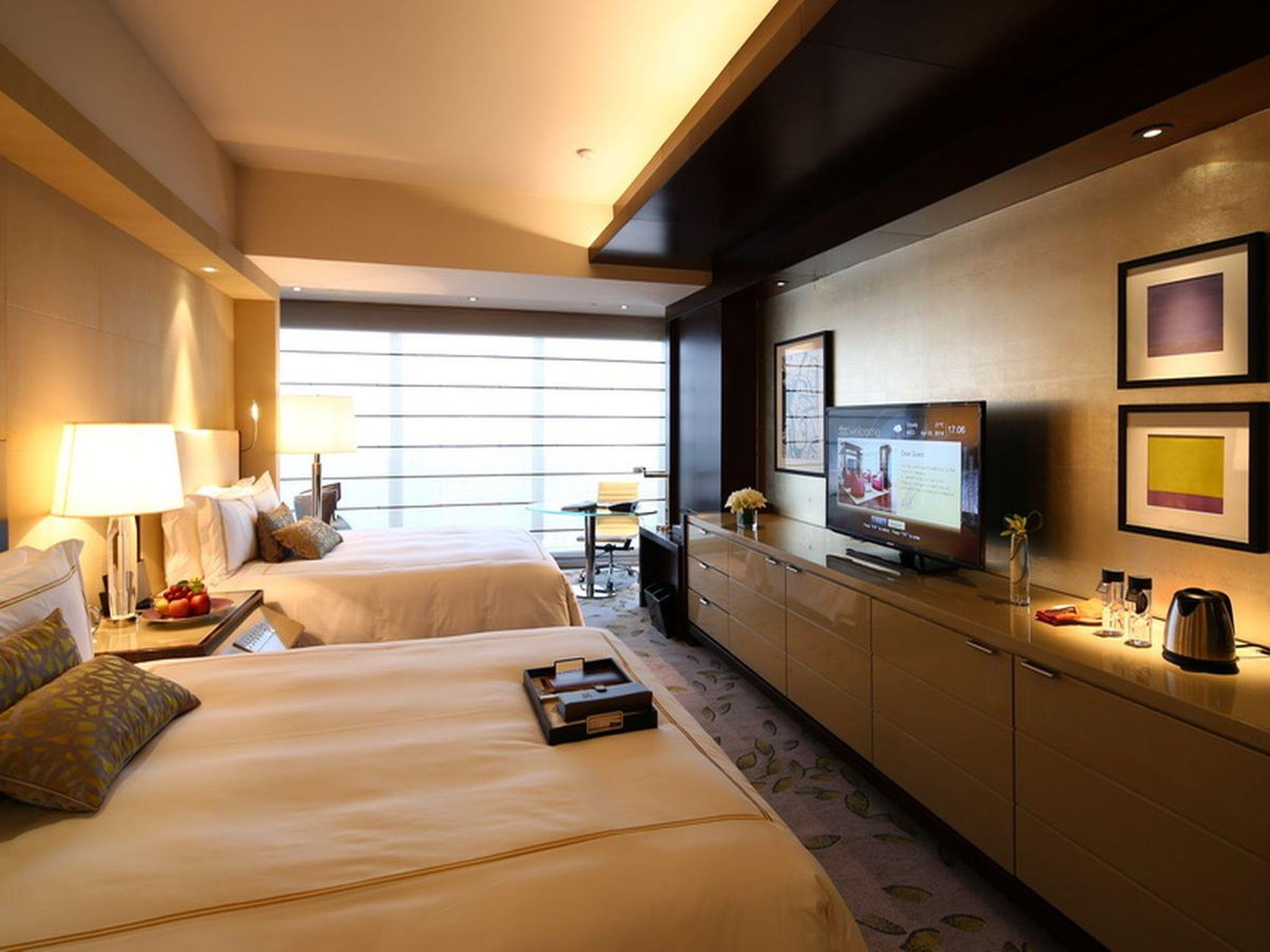 Deluxe Twin River View Room
