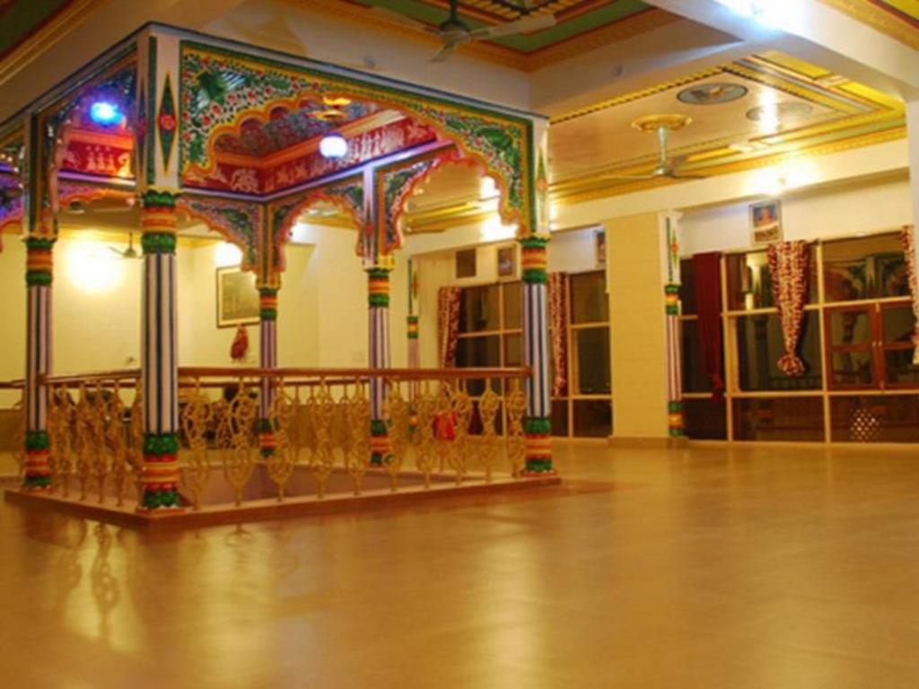 Interior view Jhankar Mansion