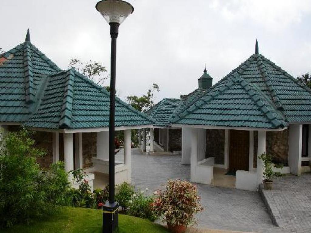 Εσωτερική όψη KTDC Golden Peak Ponmudi Resort