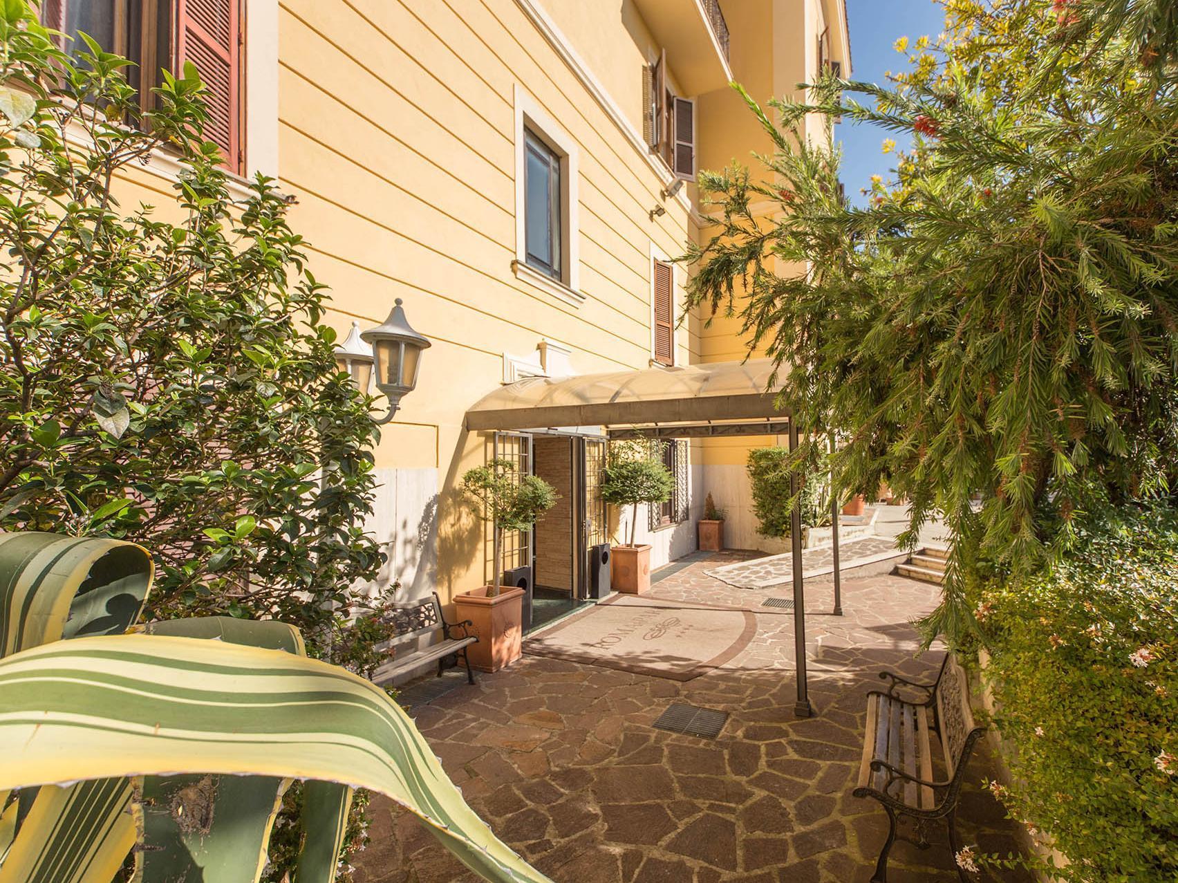 Romoli Hotel Appio Latino Rome Room Deals Photos Reviews