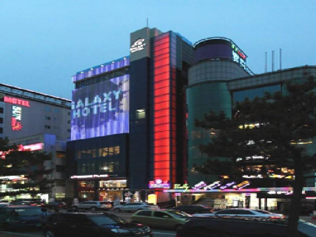 More about Hotel Pohang Galaxy