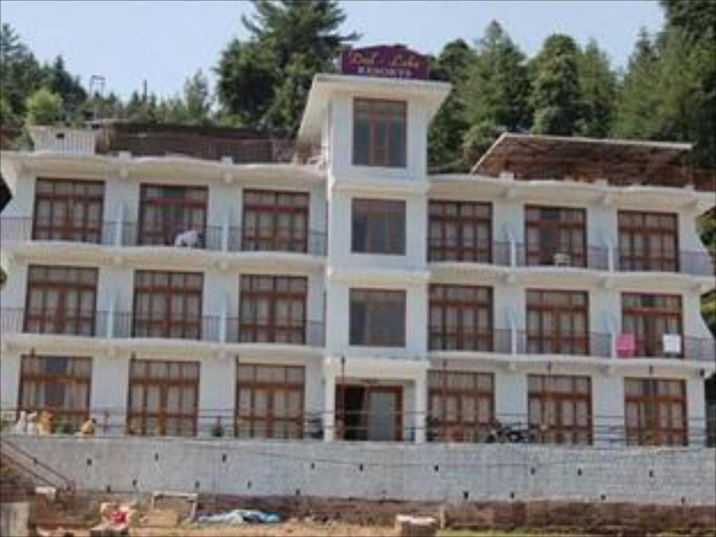 Εξωτερική όψη Dal Lake Resort Dharamshala