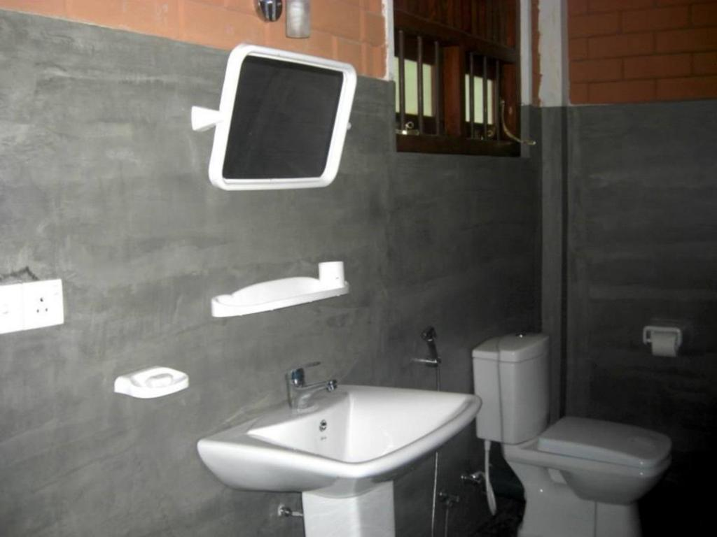 Bathroom Eco Square Resort
