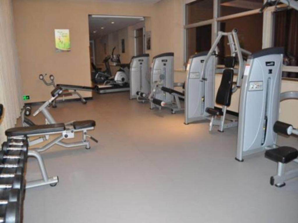 Fitness center Full Hotel