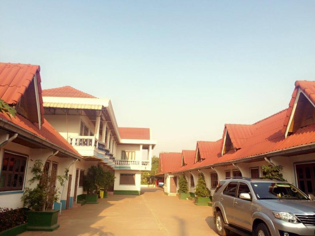 Exterior view Thipphachanh Hotel