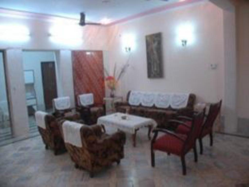 Interior view Heritage Homestay Agra