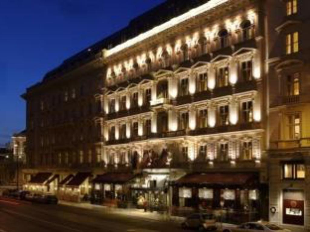 More about Hotel Sacher