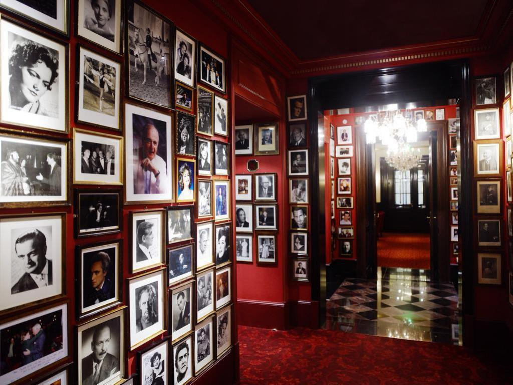 Vista interior Hotel Sacher