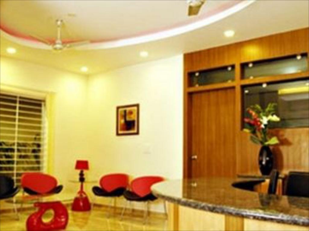 Interior view Panchvati Comforts Apartments