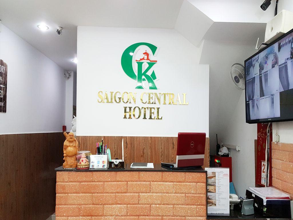 Best Price on CK Saigon Central Hotel in Ho Chi Minh City + Reviews!