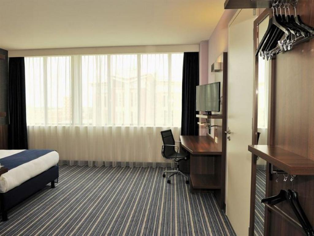 Double - Non-fumeur - Chambre Holiday Inn Express Amsterdam Arena Towers