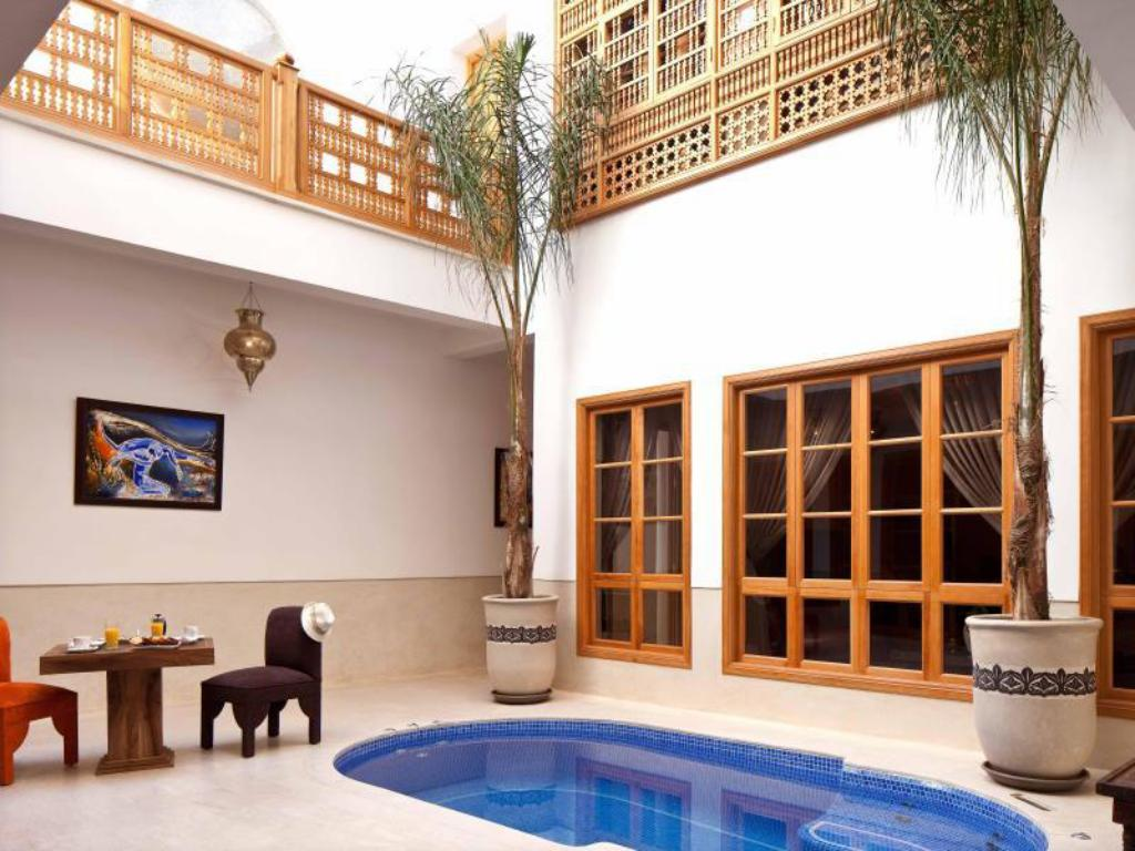 Hotellet indefra Riad Tahili (Riad Tahili )