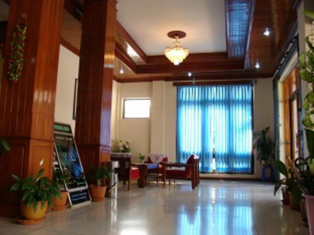 Interior view Princess Hotel