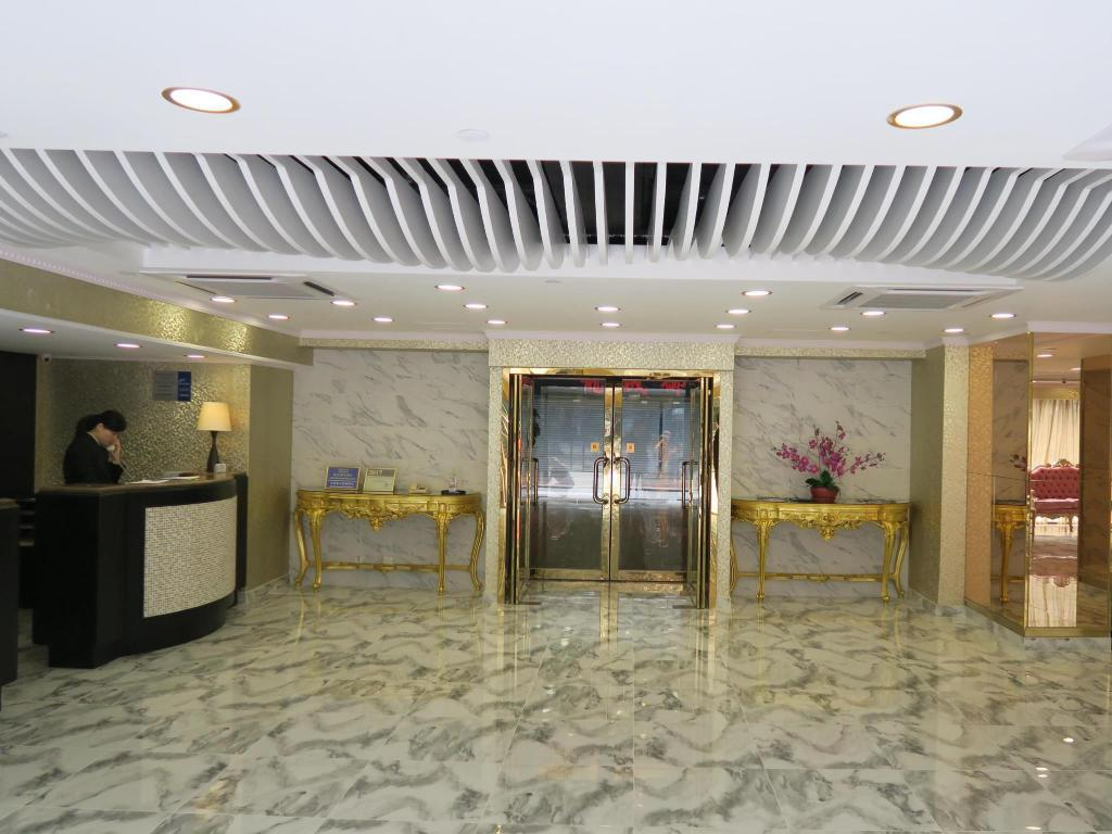 avla Best Western Plus Hotel Kowloon