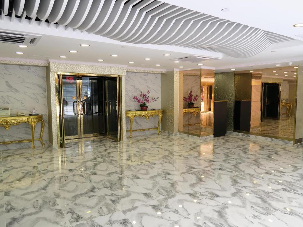 Notranjost Best Western Plus Hotel Kowloon