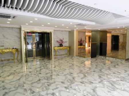 内観 Best Western Plus Hotel Kowloon