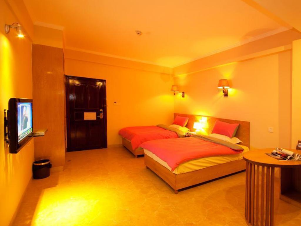 Standard Twin Bed - Guestroom Hua Ting Bai Eryuan The Resort Apartments