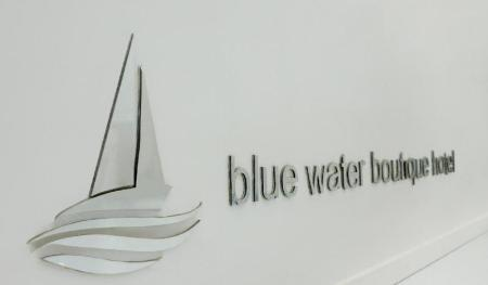 Лоби Blue water Boutique Hotel