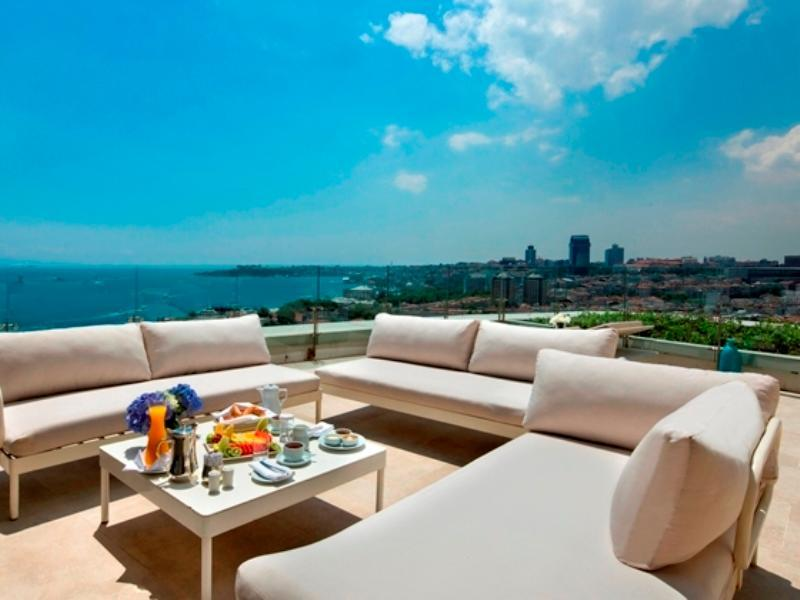 Suite con Terrazza (Terrace Suite)