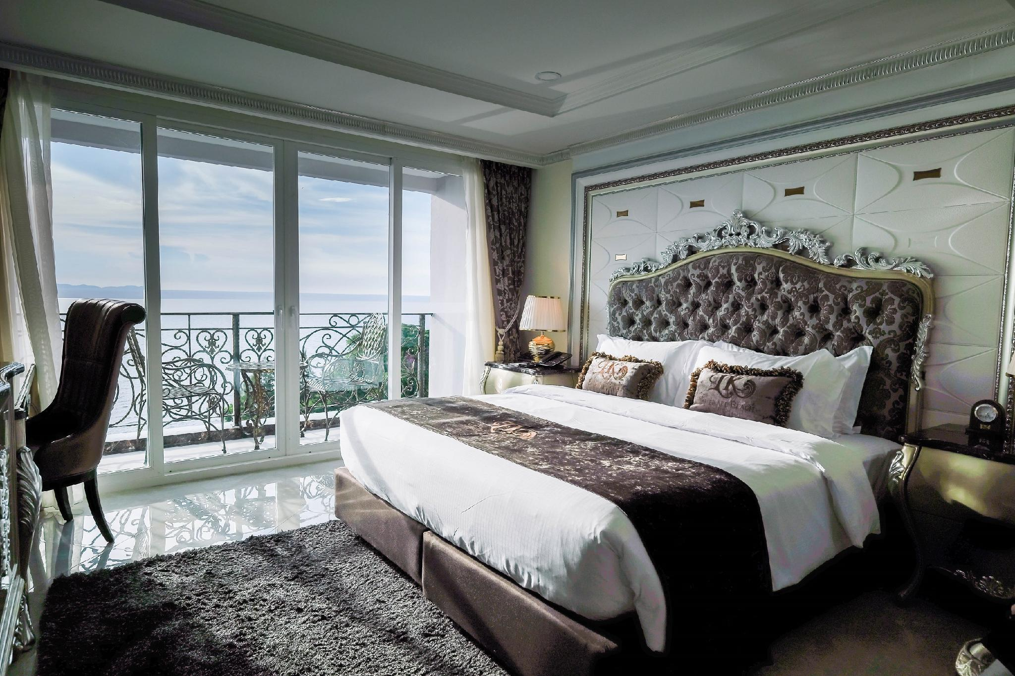 Deluxe Double Bed Sea View