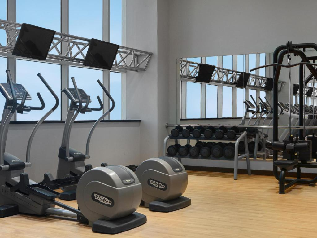 Fitness center Courtyard Jazan
