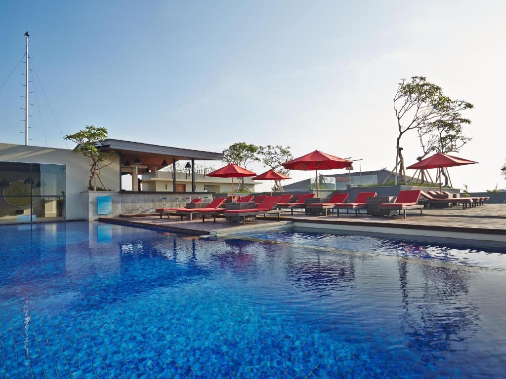 Swimming pool [outdoor] Swiss-Belinn Legian