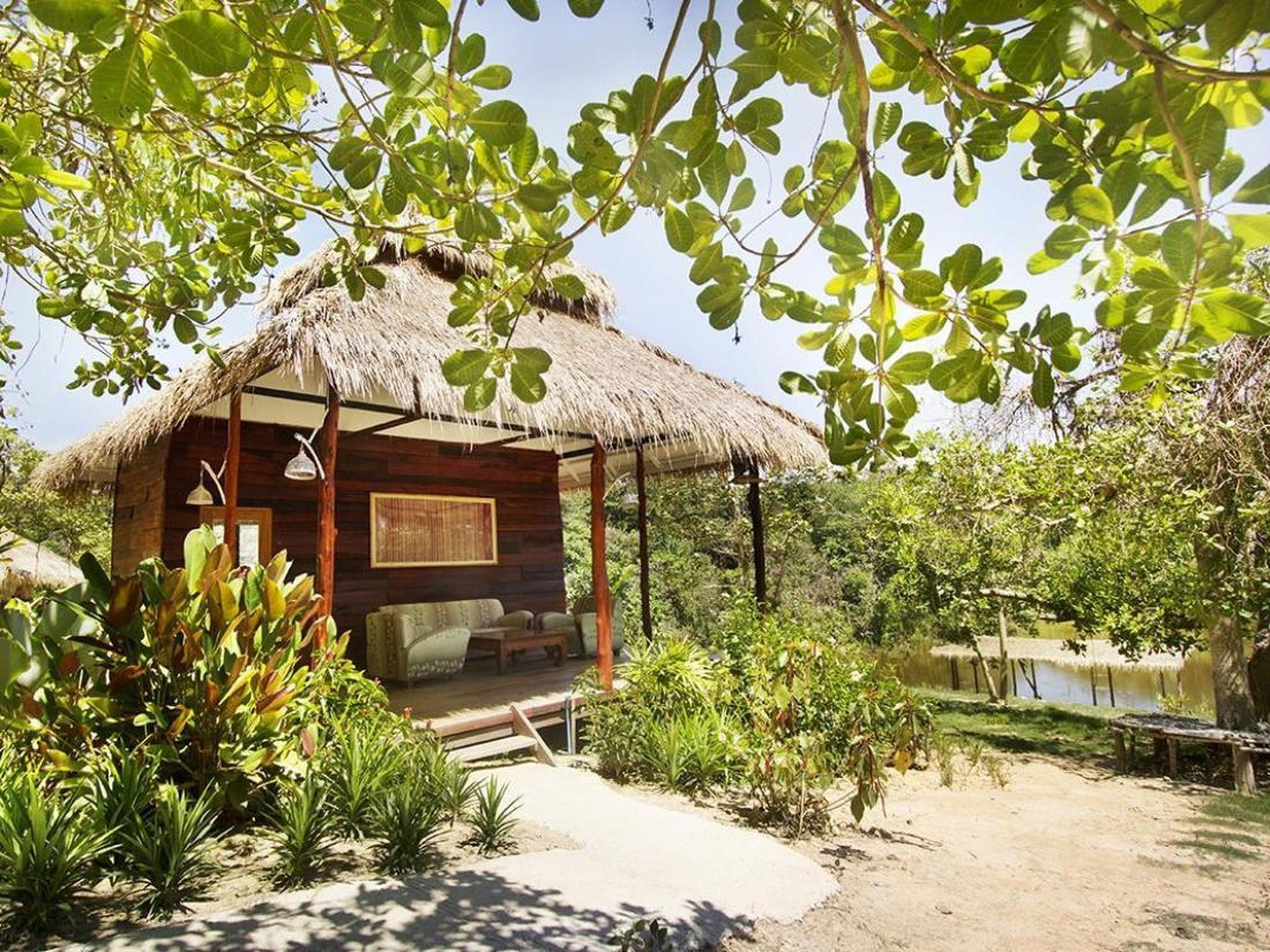 Deluxe Bamboo Bungalow