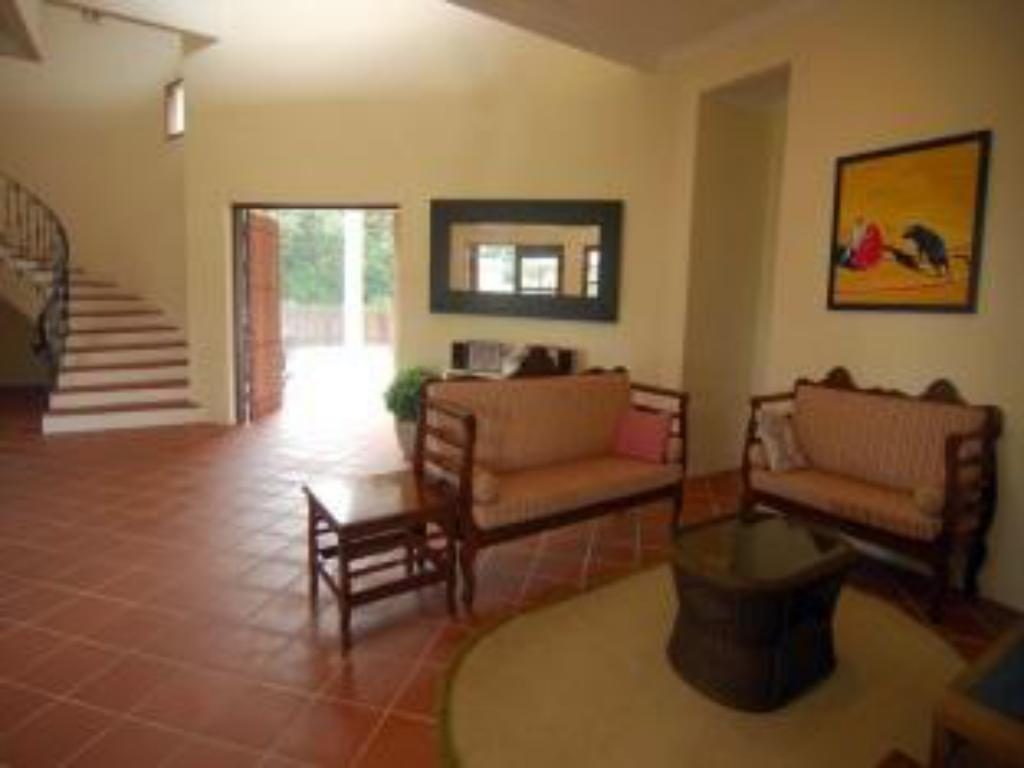 Interior view Casa Titik