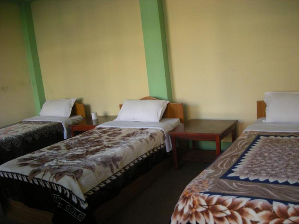 Deluxe Double Bed - Bed Hotel Yala Peak
