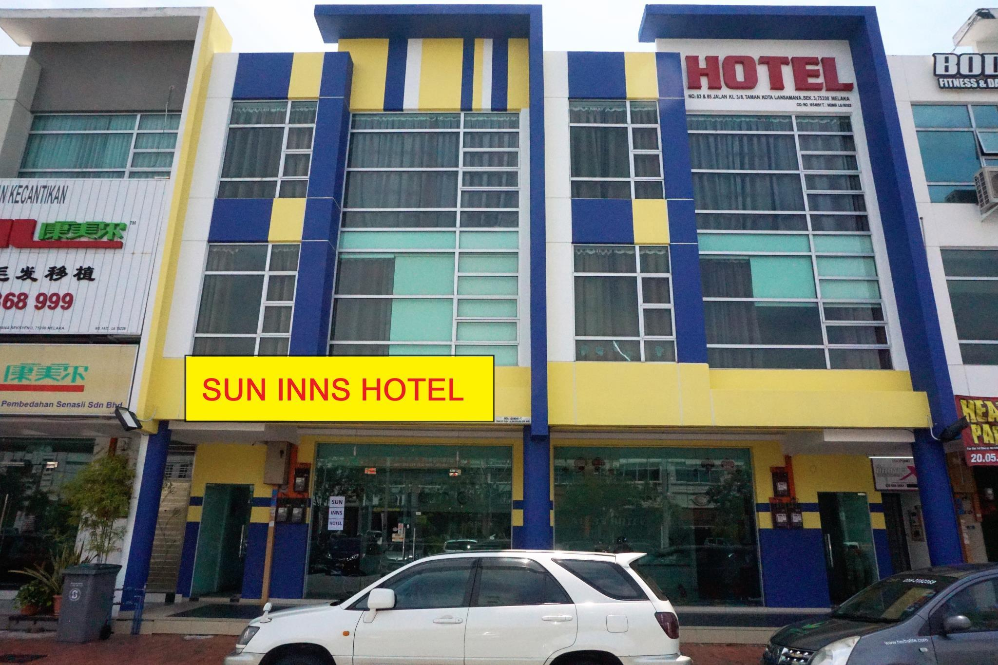 sun inns hotel laksamana malacca from 9 save on agoda rh agoda com