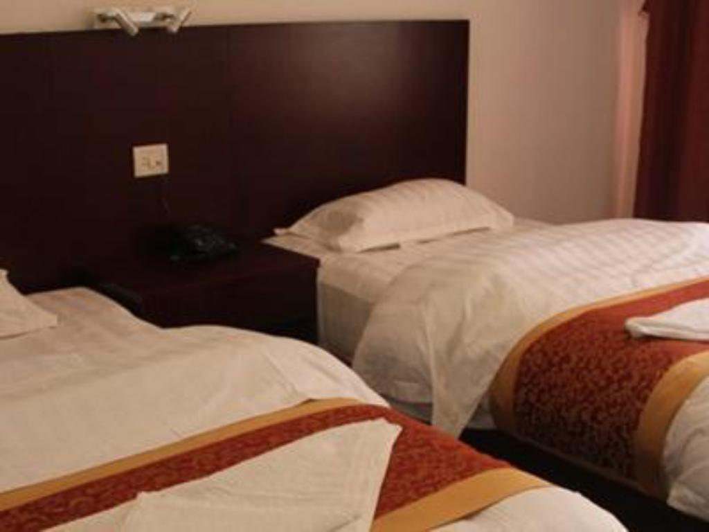 Deluxe Double Room - Bed Hotel Taishan