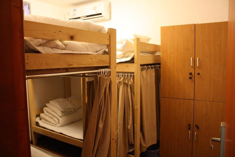 Dormitorio Mixto 6 camas (6 - Bed Mixed Dormitory)