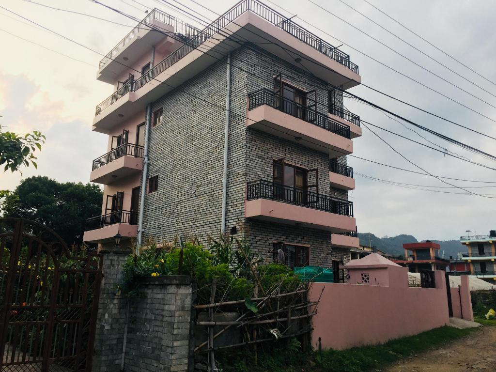 Exterior view Obey Guest House