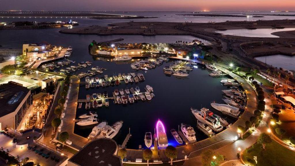 InterContinental Abu Dhabi in United Arab Emirates - Room